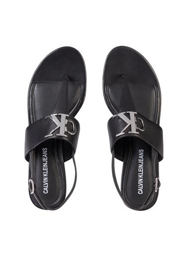 Calvin Klein Calvin Klein Sandalet Siyah